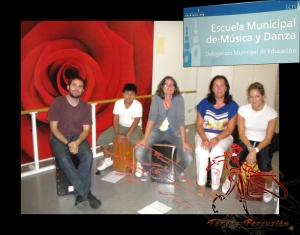 donacion de cajas flamencas en Lucena