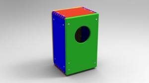 prototipo caja flamenca