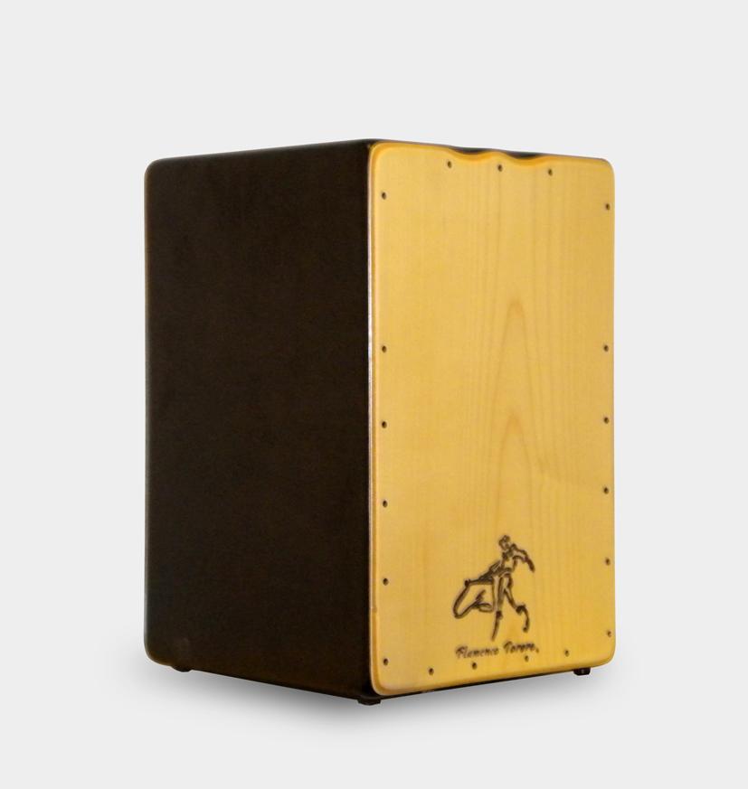 cajon flamenco torero fabricacion artesanal de cajas